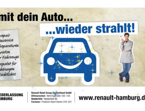 Kinospot Renault Smart Repair